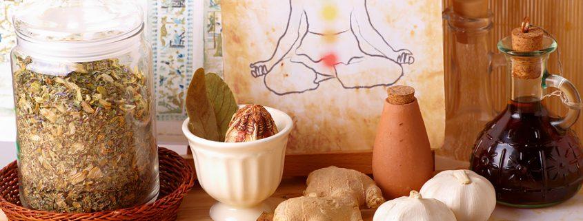 medicina chinesa e ayurveda